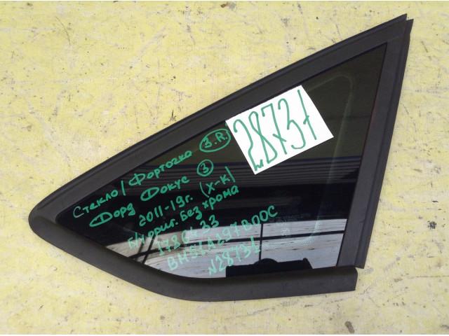 Ford Focus 3 хэтчбек стекло форточка задняя правая