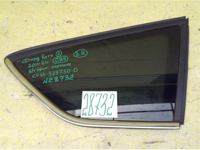Ford Kuga стекло форточка задняя правая