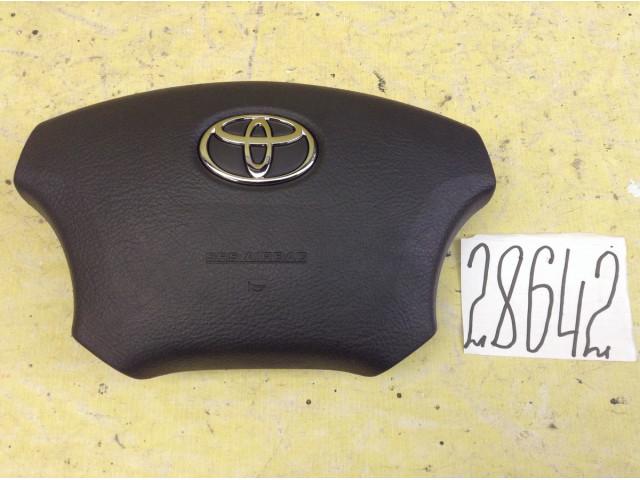 Toyota Land Cruiser Prado 120 подушка безопасности в руль AIRBAG