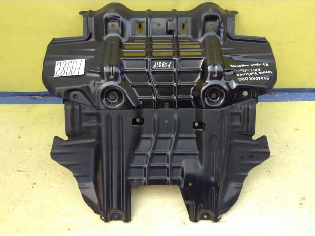 Toyota Fortuner защита картера двигателя двс