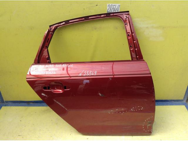 Audi A4 B9 седан дверь задняя правая