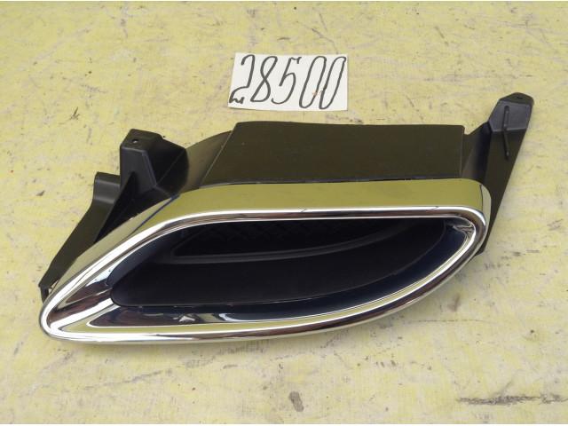 Mercedes GLE Coupe C292 хром накладка правая заднего бампера
