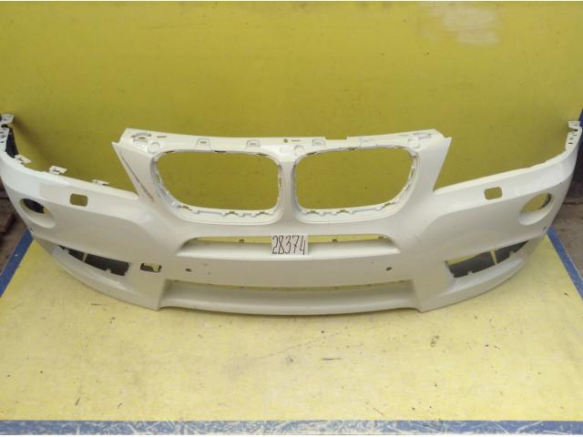 BMW X3 F25 бампер передний M пакет