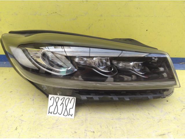 Kia Sorento фара передняя правая LED
