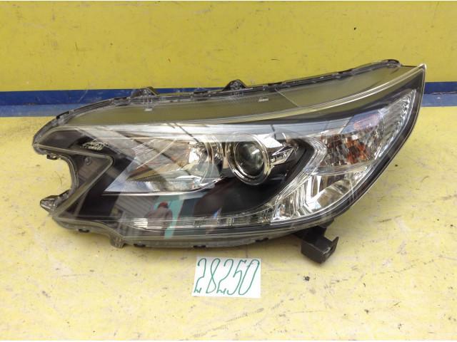 Honda CR-V фара передняя левая галоген линза