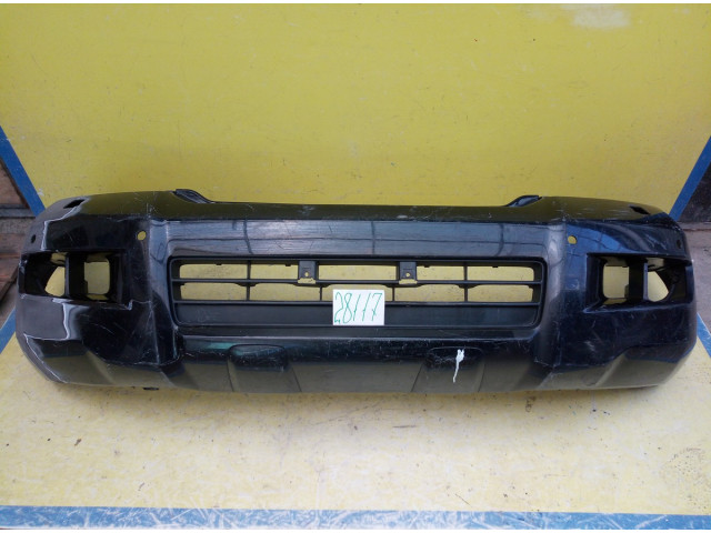 Toyota Land Cruiser Prado 120 бампер передний