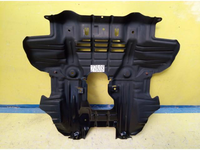 Toyota Hilux защита двигателя