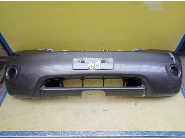 Nissan Patrol Y62 бампер передний