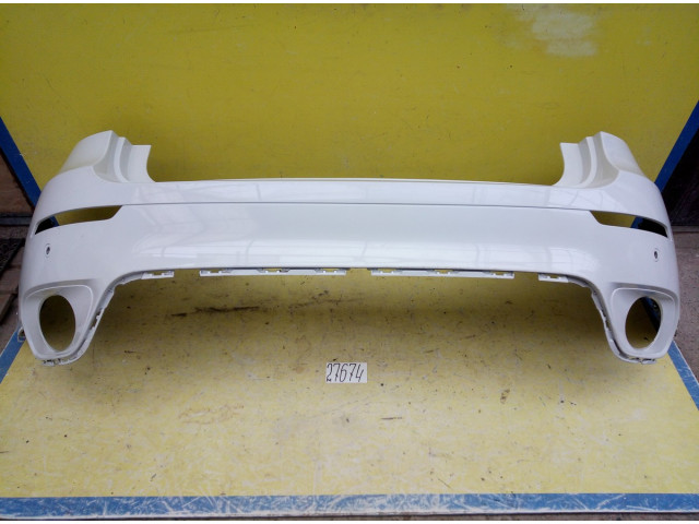 BMW X6 E71 Бампер задний