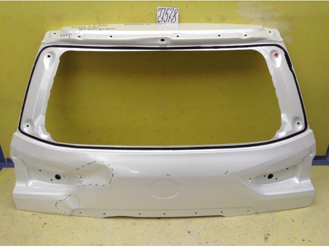Lexus LX 570 Дверь Крышка багажника