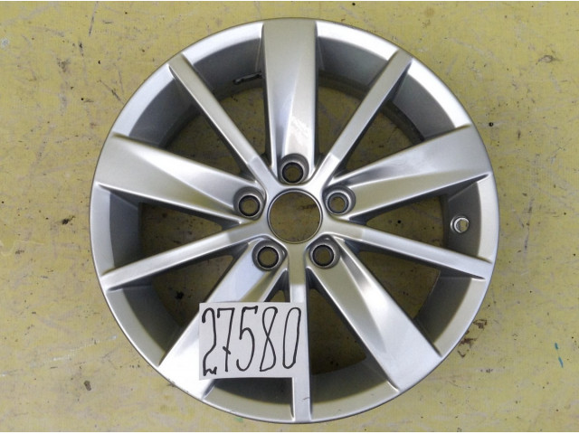 Volkswagen Jetta 6 Диск колесный R15