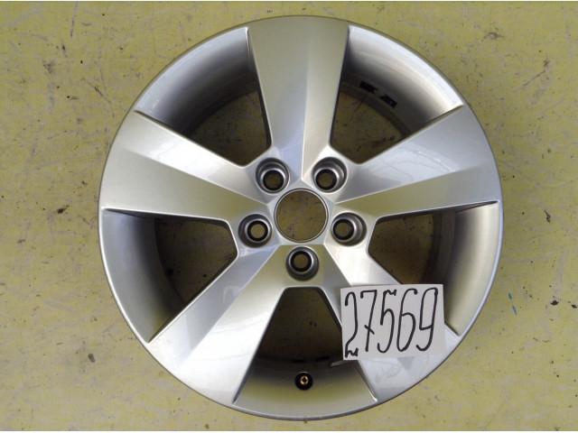 Skoda Rapid R15 Диск колесный