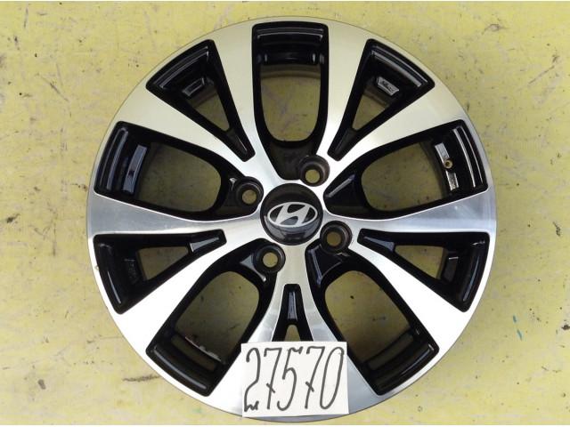 Hyundai Solaris Диск колесный R15