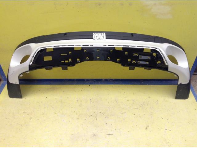 BMW X6 F16 Юбка Губа заднего бампера