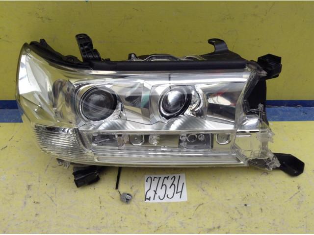 Toyota Land Cruiser 200 Фара правая LED светодиодная