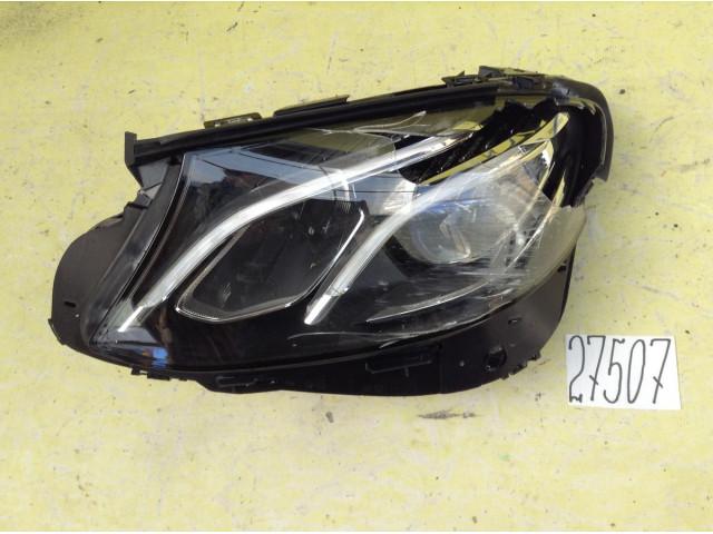 Mercedes Benz E Класс W213 Фара передняя левая LED