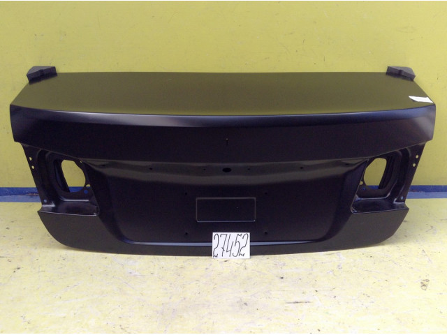 Chevrolet Cruze J300 седан крышка багажника с герметиком