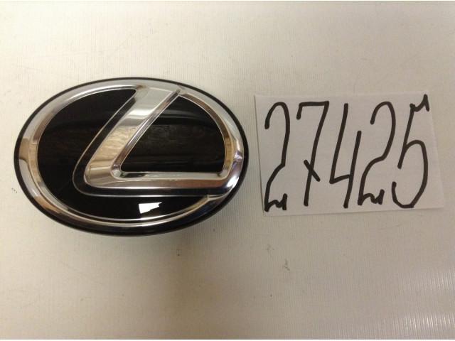 Lexus RX значок эмблема крышки багажника