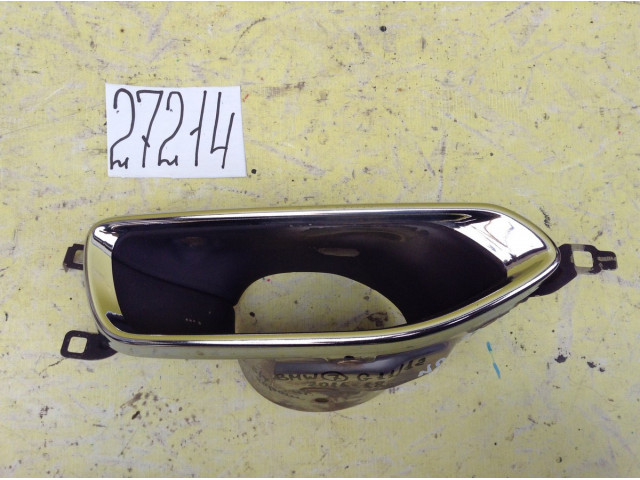 BMW 7 G11 G12 Насадка на глушитель левая