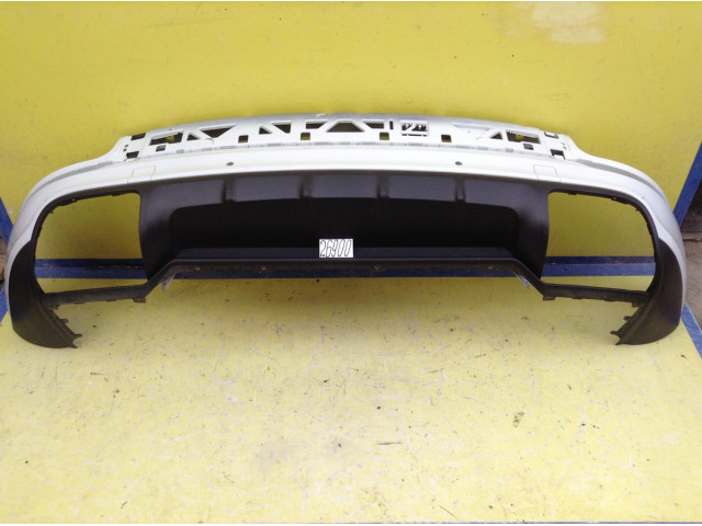 Porsche Cayenne бампер задний в сборе с губой