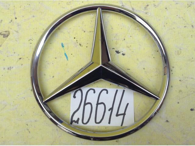 Mercedes GLC X253 Эмблема Шильдик