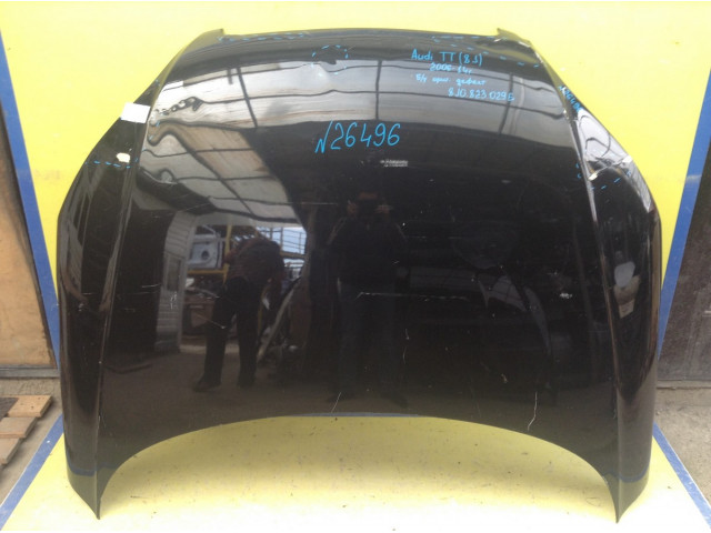 Audi 8J TT Капот