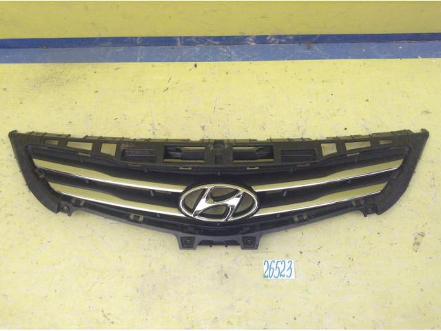 Hyundai Solaris Решетка радиатора