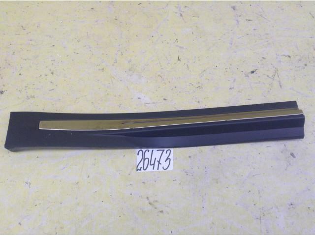Infiniti FX35 FX37 FX50 хром молдинг двери задний правый