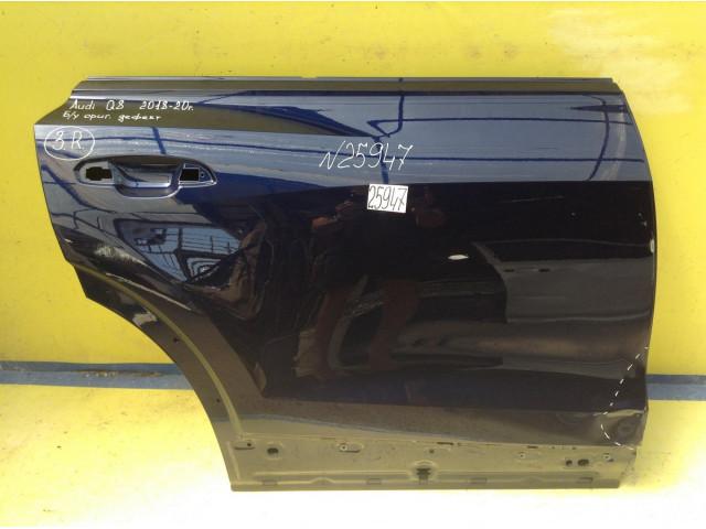 Audi Q8 дверь задняя правая