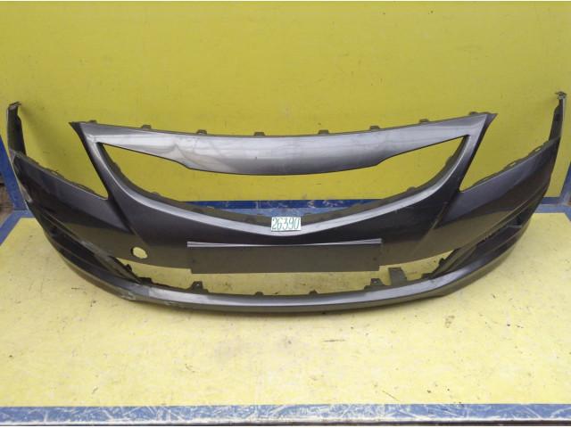 Hyundai Solaris рестайлинг Бампер передний