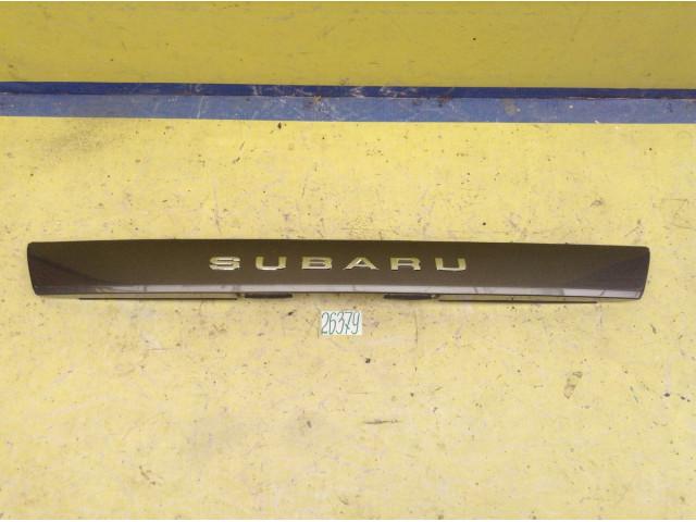 Subaru Forester Накладка двери багажника