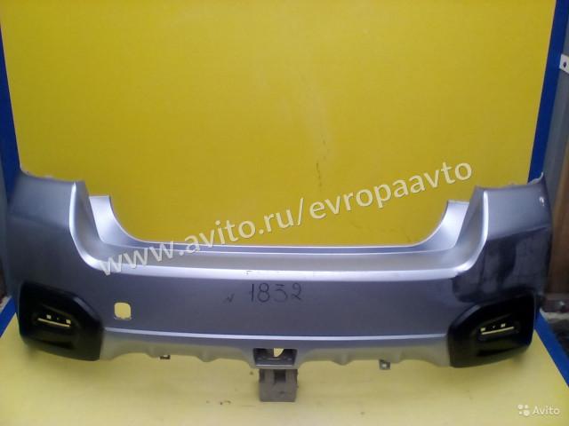 Subaru XV Бампер задний