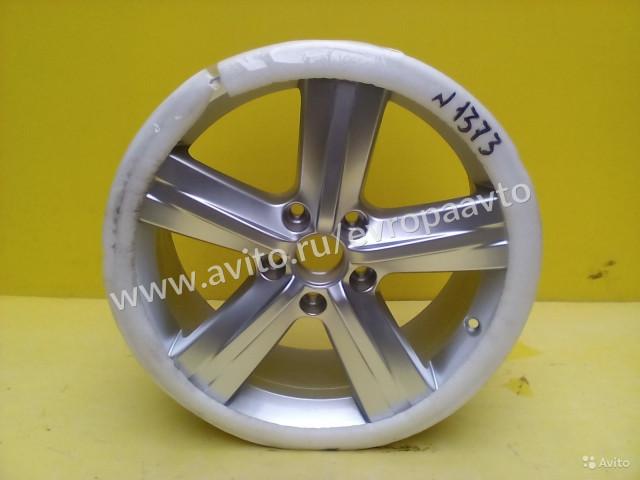 Volkswagen Passat B7, Диск колесный R17