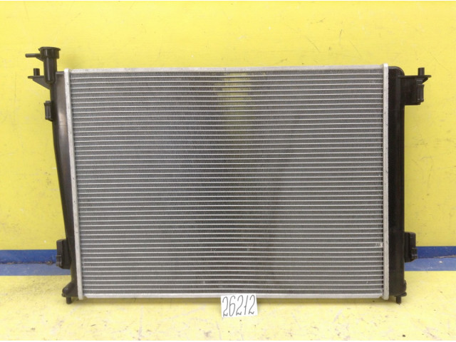 Kia Sportage Hyundai IX35 Радиатор охлаждения двс
