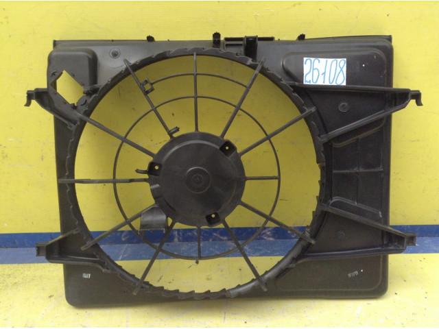 Hyundai I30 Диффузор вентилятора