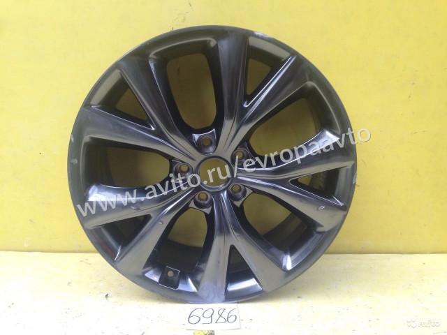 Hyundai Santa Fe Диск колесный R19