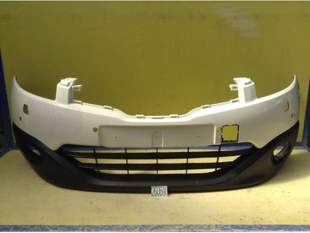 Nissan Qashqai J10 рестайлинг Бампер передний
