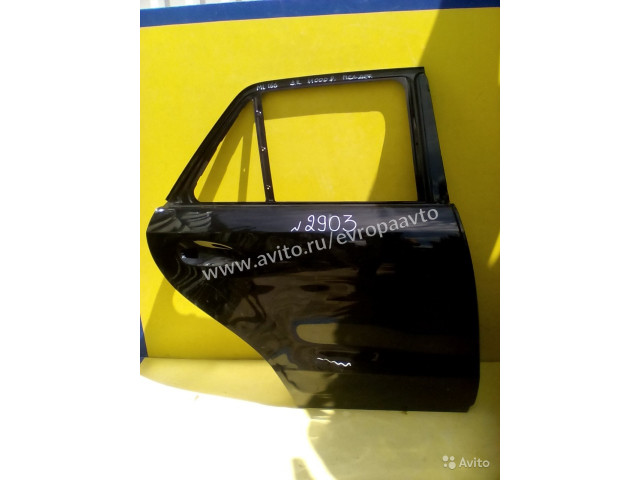 Mercedes ML W166 Дверь задняя правая