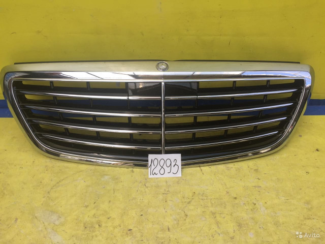 Mercedes S W222 Решетка радиатора
