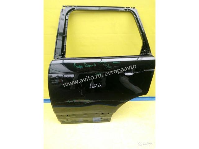 Range Rover 4 Дверь задняя левая алюминиевая
