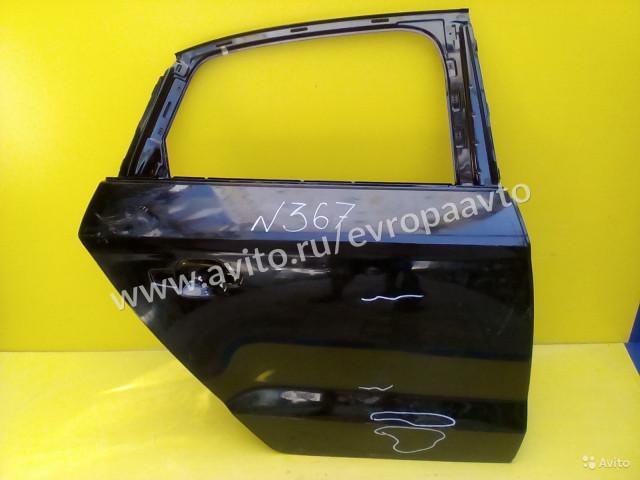 Audi A3 Дверь задняя правая