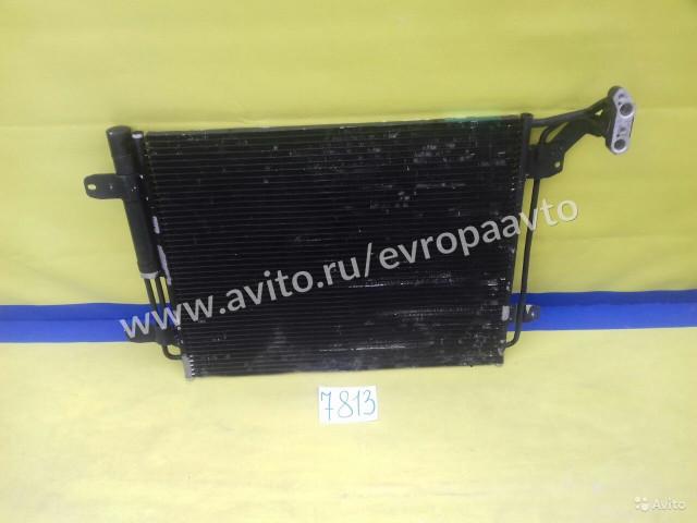 Vokswagen Tiguan Радиатор кондиционера