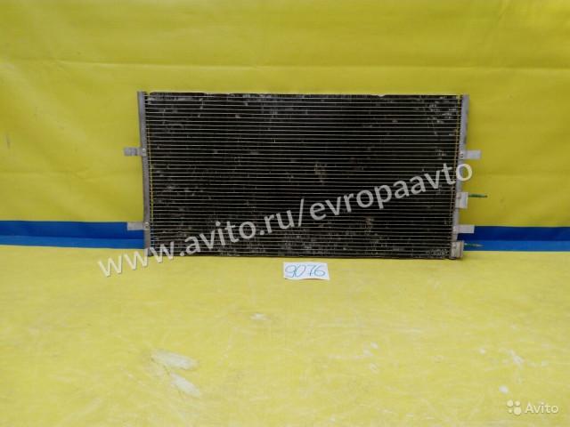 Ford Focus 3 Радиатор кондиционера
