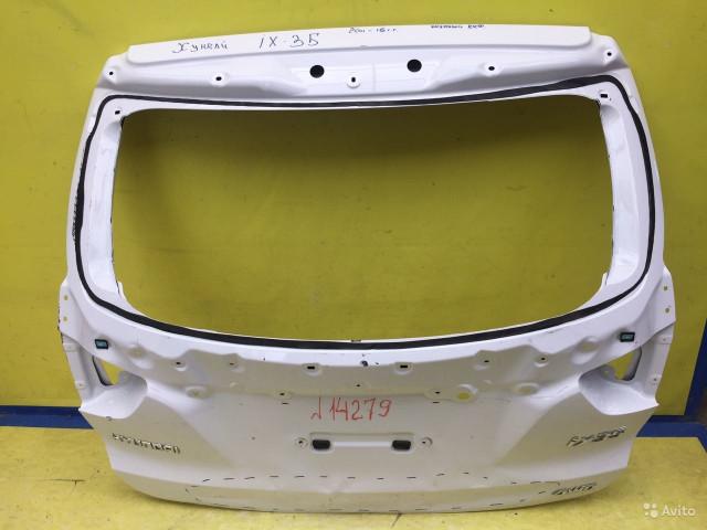 Hyundai IX35 Крышка багажника