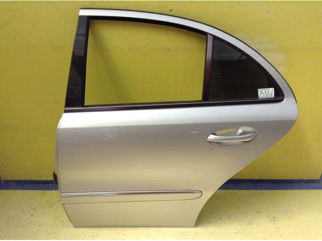 Mercedes E W211 Дверь задняя левая