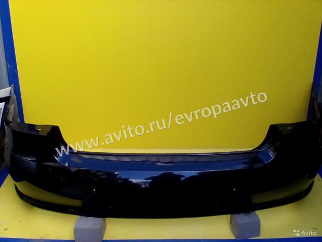 Volkswagen Passat B7 Бампер задний