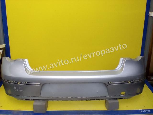 Volkswagen Passat B6 Бампер задний