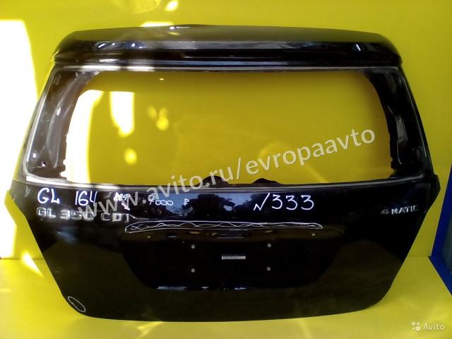 Mercedes GL X164 Дверь Багажника