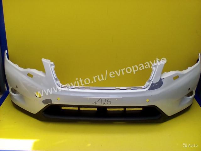 Subaru Crosstrek XV Бампер передний