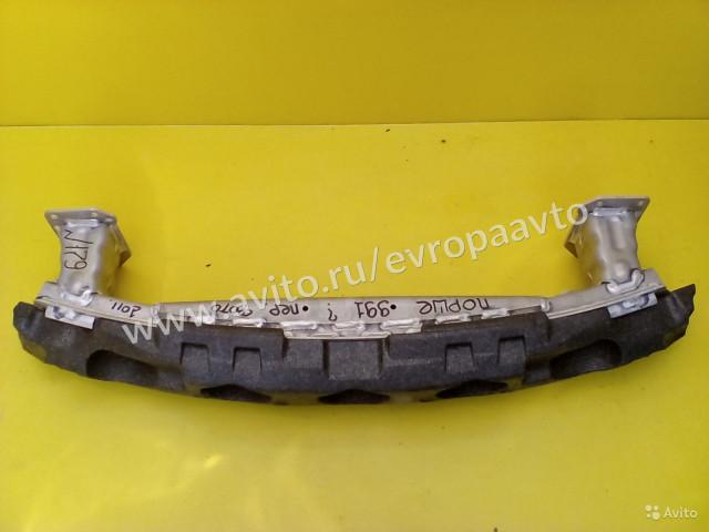 Porsche 991 Усилитель переднего бампера